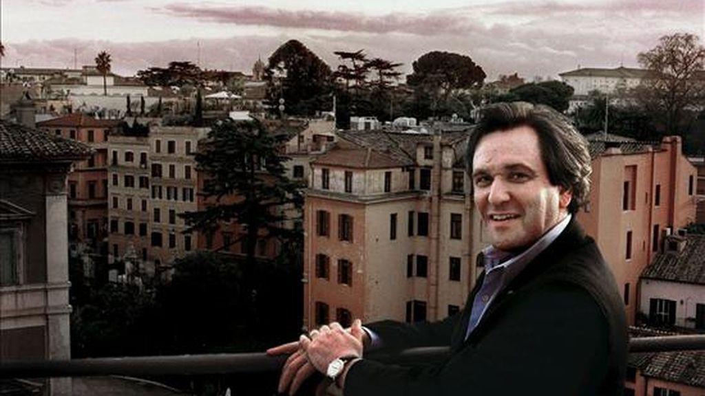 Antonio Pappano tiene el éxito asegurado al frente de la Academia Nacional de Santa Cecilia, con la que participa del 13 al 16 de febrero en de Canarias, a juzgar por la acogida que los intérpretes obtuvieron este sábado en el Auditorium Parco della Musica di Roma. EFE