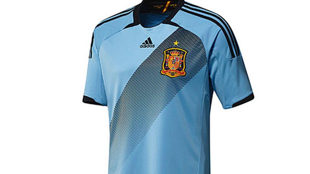 Segunda equipación de España
