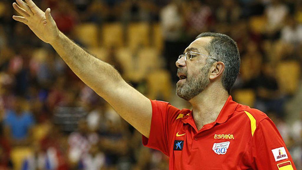 España venció a Croacia en el estreno del Eurobasket