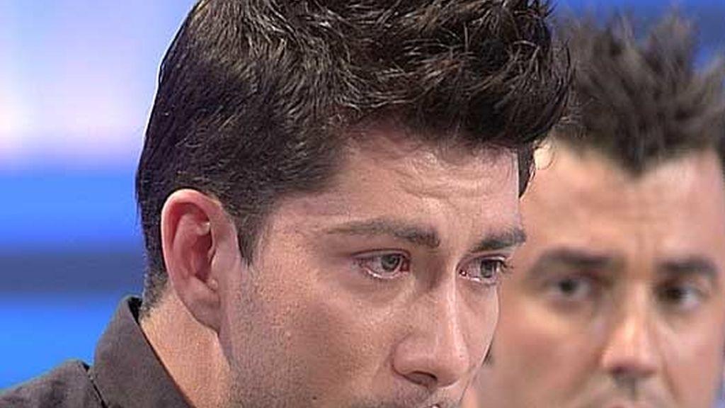 Decepción y lágrimas