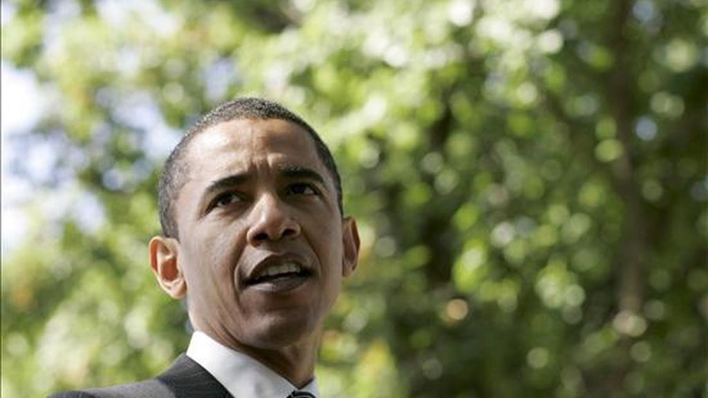"""Un comunicado de la presidencia indicó que Obama procura """"generar el liderazgo político necesario"""" para que se logre un pacto internacional que reduzca las emisiones de gases. EFE/Archivo"""