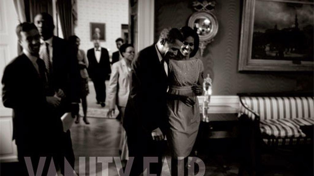'Vanity Fair' se cuela en la Casa Blanca