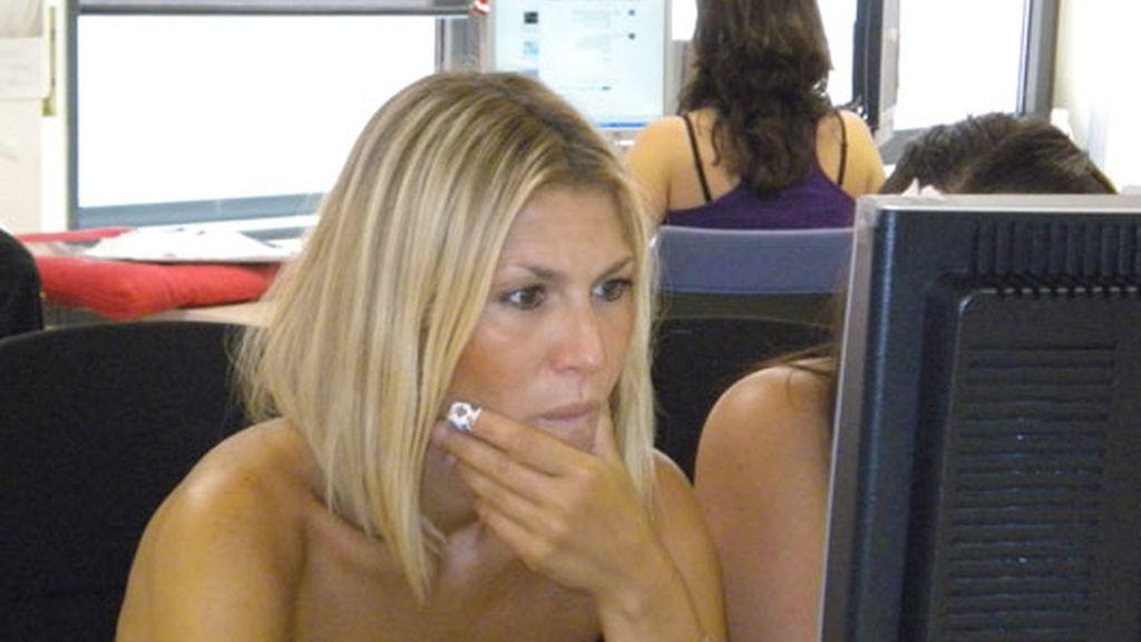 Yolanda visita telecinco.es