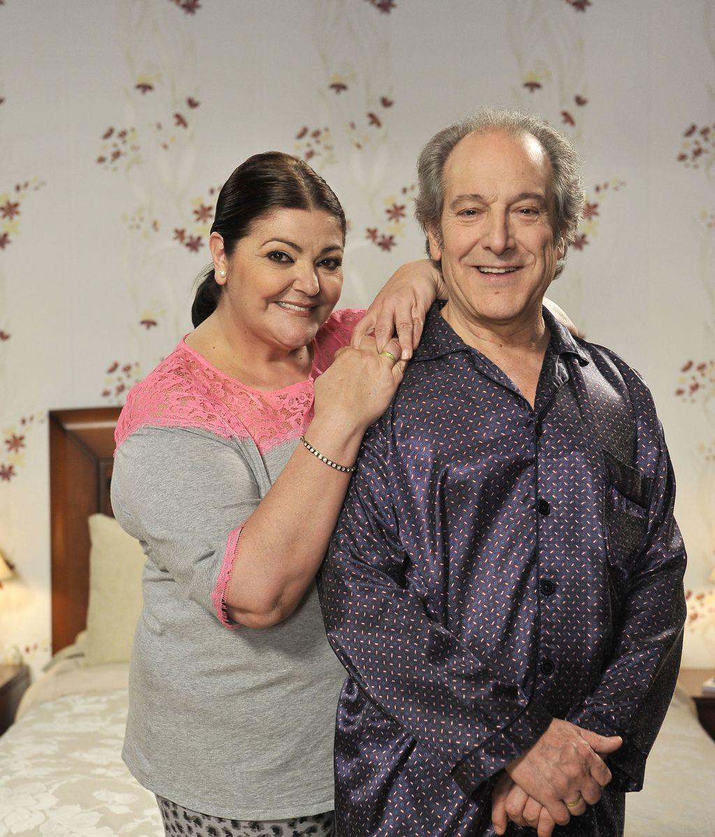 Agustín y Dolores, toda una vida juntos