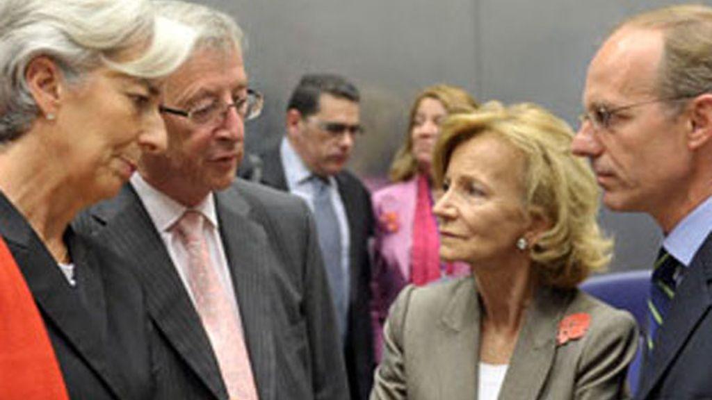 Los ministros de Economía de la eurozona no han logrado un acuerdo este lunes, pese a seis horas de negociaciones.