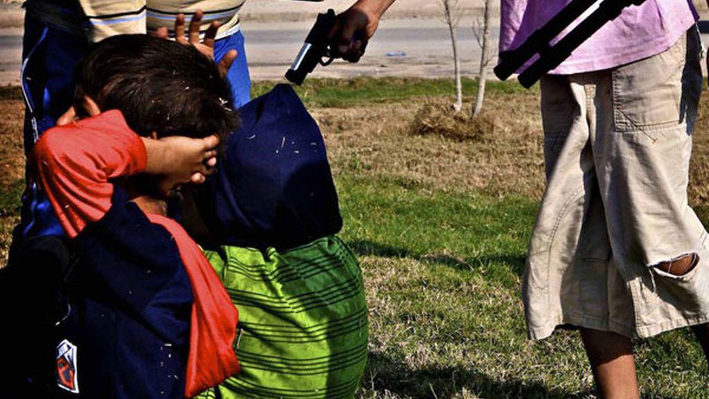 Juegos de guerra en Bengasi