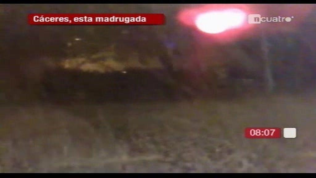 Alerta Naranja por el temporal de tormentas y el granizo en toda España