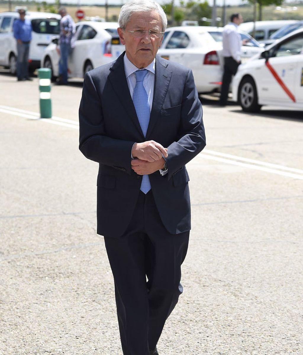 El periodista Fernando Ónega