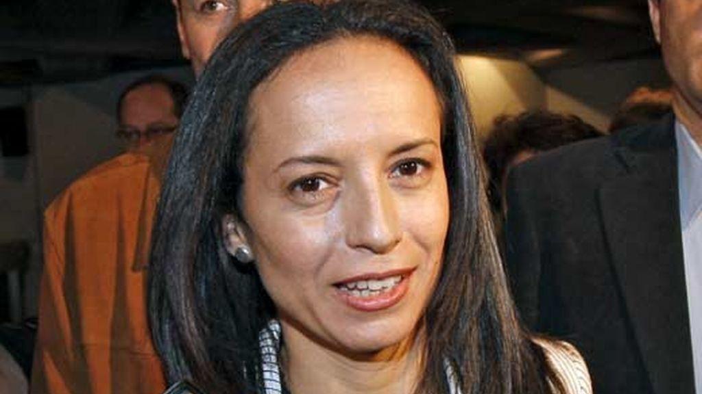 Imagen de archivo de la ministra de Vivienda, Beatriz Corredor. Foto: EFE