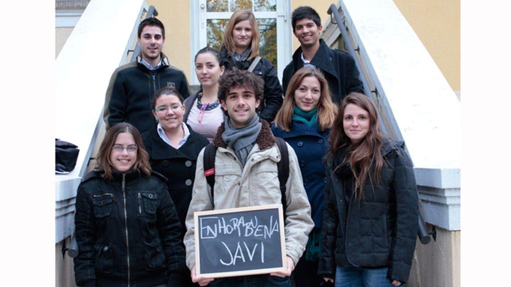 ¡Enhorabuena Javi!