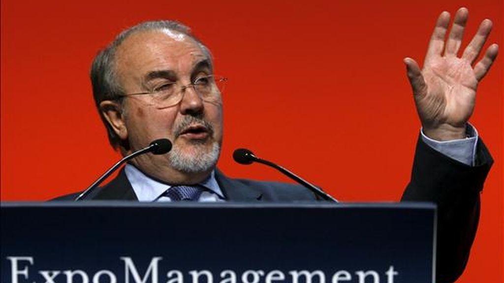 El ex ministro de Economía Pedro Solbes. EFE/Archivo