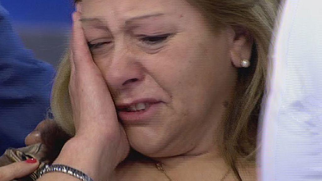 """Conchi: """"Ya no vengo más"""""""