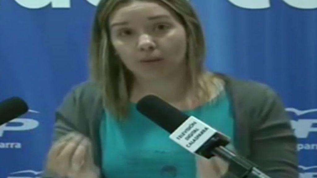 Davinia Saorín,Calasparra