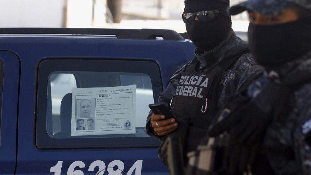 Policía mexicana