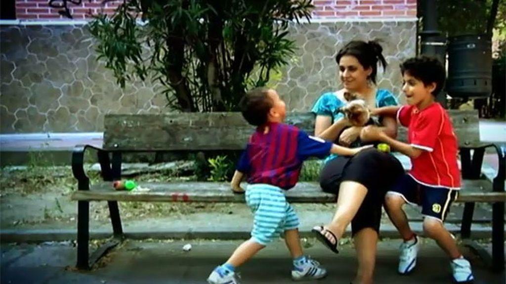 """Romina: """"Hemos aprendido a disfrutar de nuestros hijos"""""""