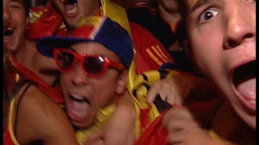 España entera de fiesta