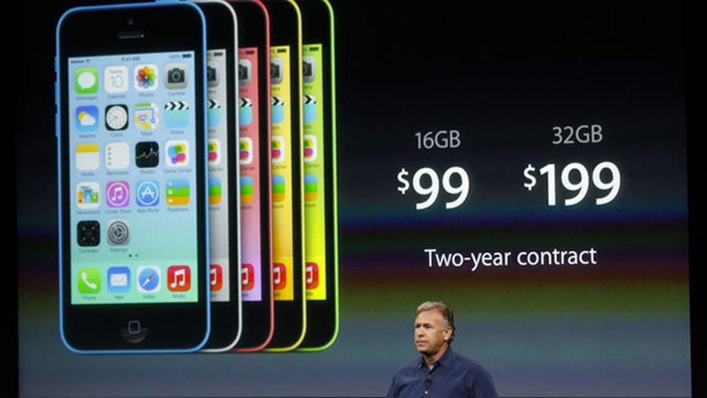 Llega el iPhone low cost