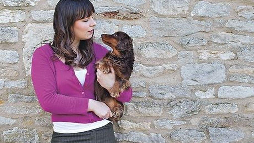 Un perro detecta el cáncer de pecho de su dueña