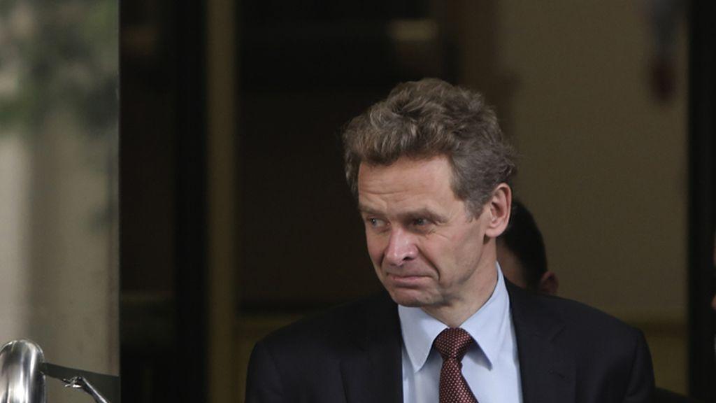 Poul Thomsen, director del Departamento para Europa del FMI