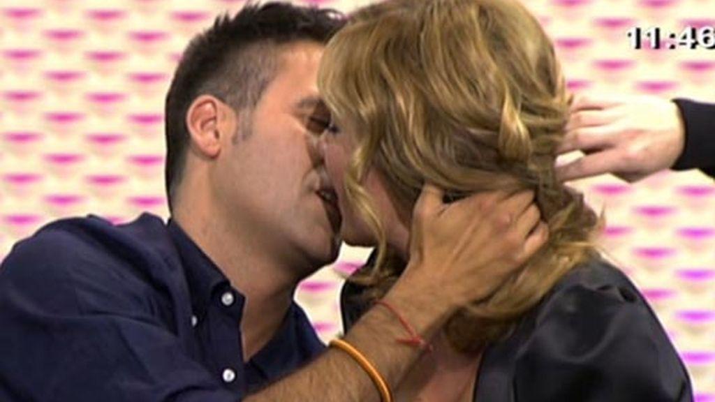 Pepe reparte besos en 'AR'