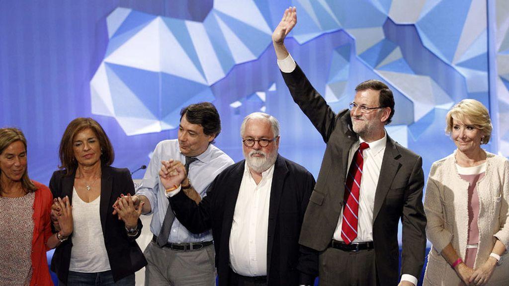 El PP cierra la campaña en Madrid