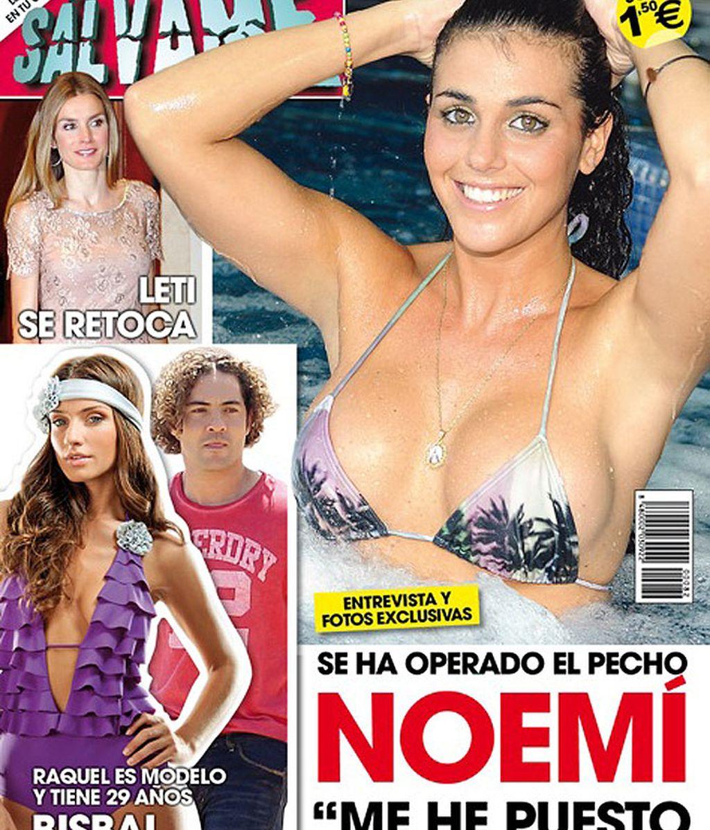 portada revista Sálvame