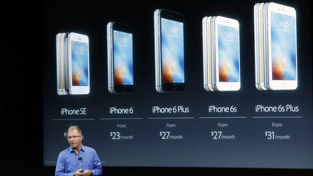 Apple presenta nuevos dispositivos