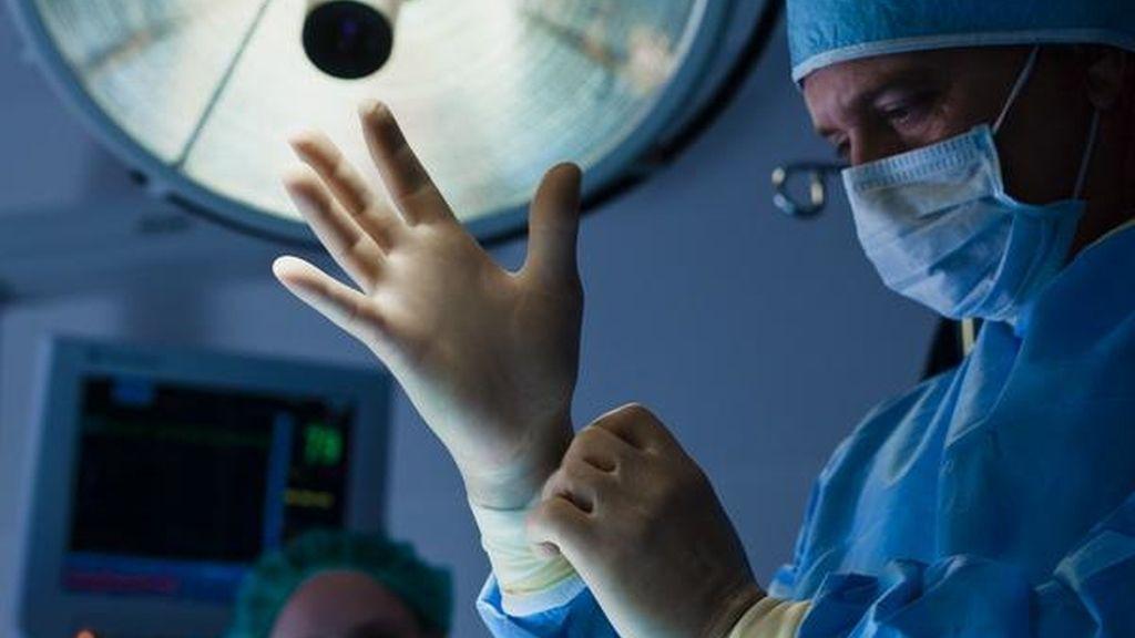 Imagen de archivo de una intervención quirúrgica