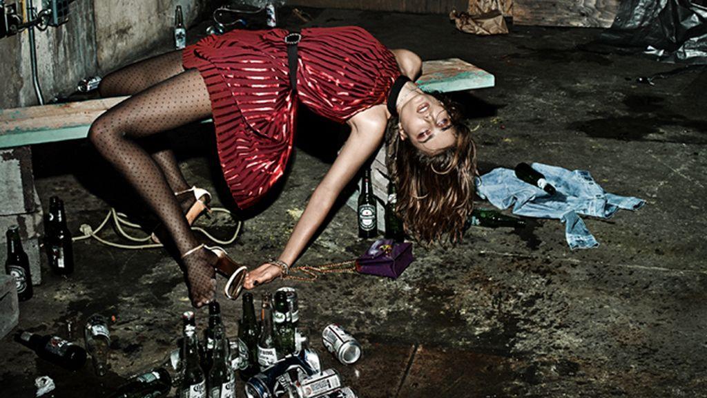 """""""Bastante acabadas"""": modelos por los suelos"""