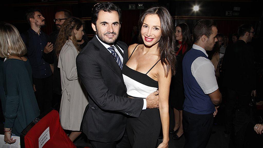Emiliano Suárez y Cecilia Gómez