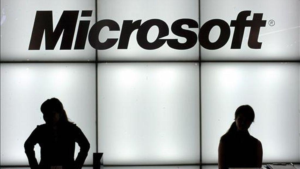 Tanto el diario San Francisco Chronicle como el New York Times indican que las conversaciones comenzaron recientemente e incluyeron una reunión entre la consejera delegada de Yahoo, Carol Bartz y su homólogo en Microsoft, Steve Ballmer. EFE/Archivo