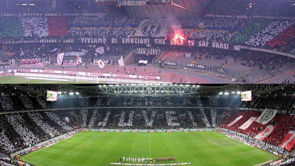Juventus Stadium: El paseo de la fama de Turín