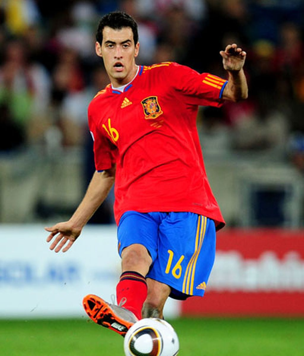 Sergio Busquets. FOTO: Getty.
