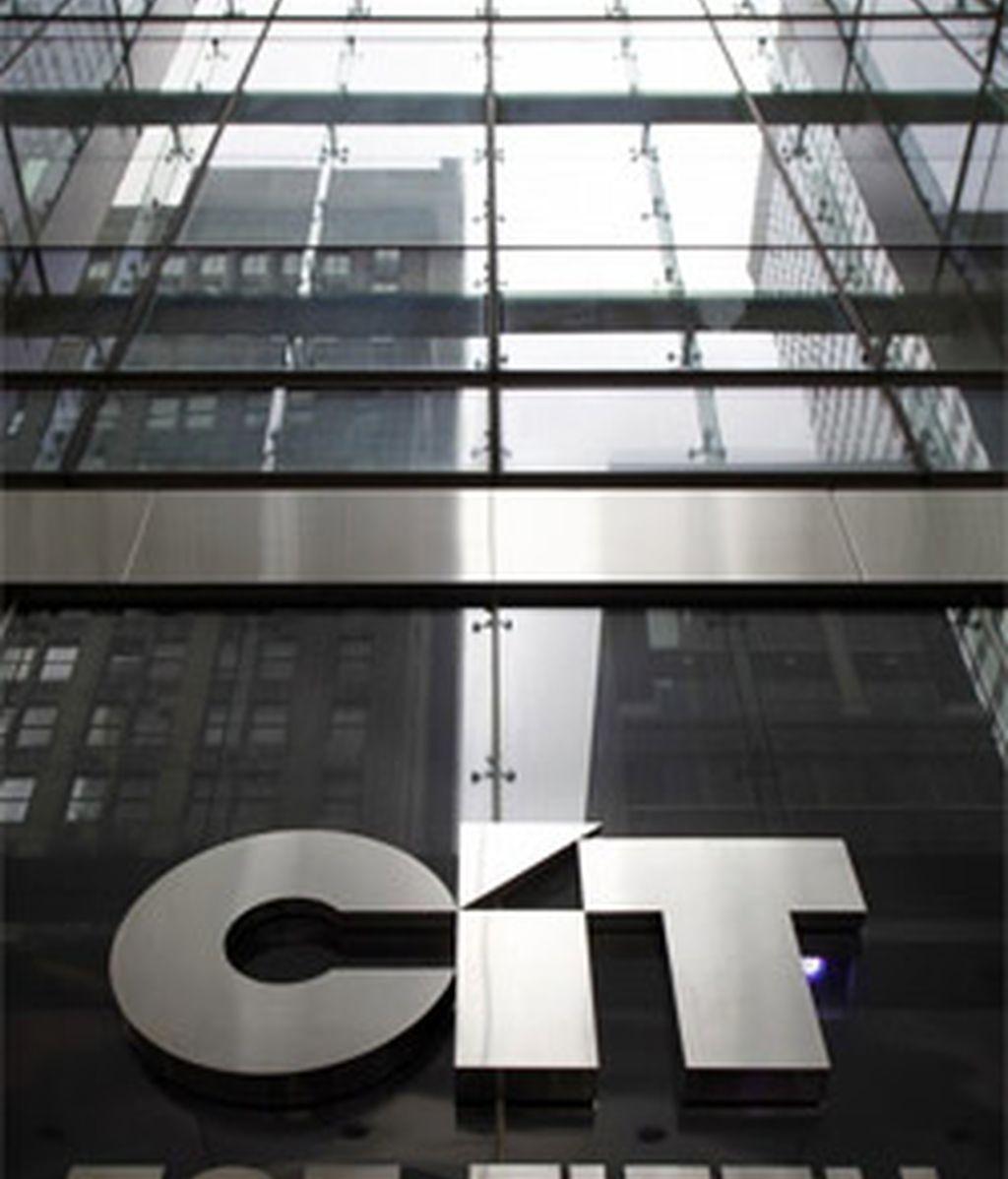 Central de la financiera CIT en Nueva York. Foto: Reuters