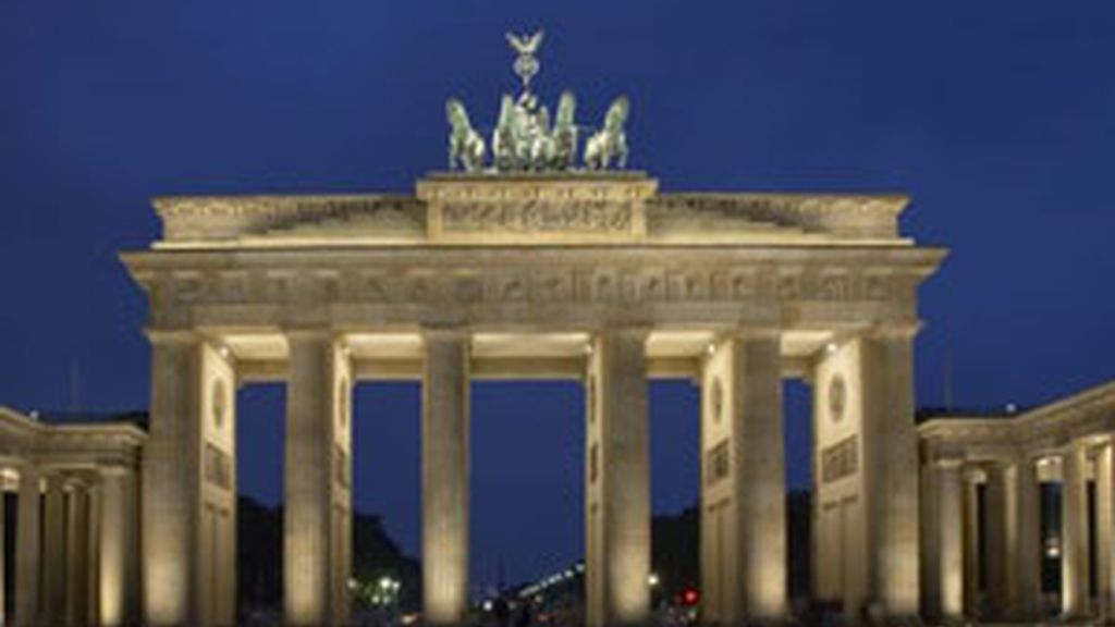Puerta de Brandenburgo en Berlín. FOTO: VIAJESDETURISMO.ORG