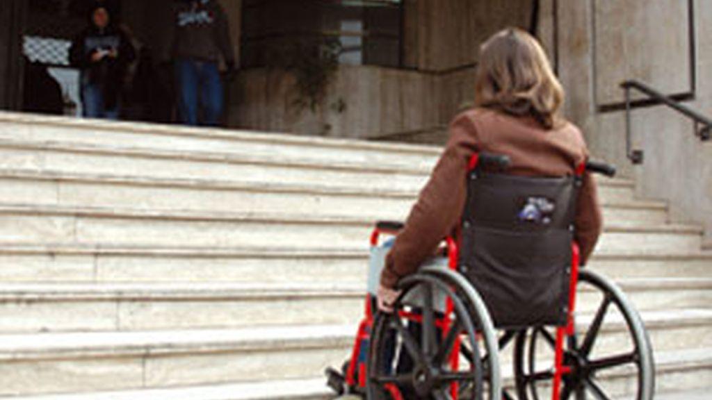 En España hay cerca de cuatro millones de personas con algún tipo de discapacidad. Foto: Archivo.