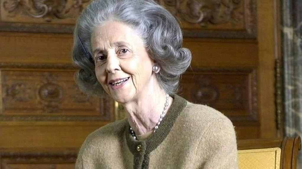 Reina Fabiola de Bélgica