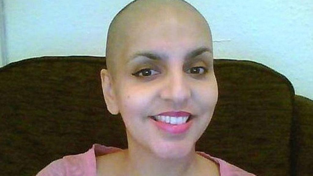 es viral,Seema Jaya Sharma,mujer cáncer