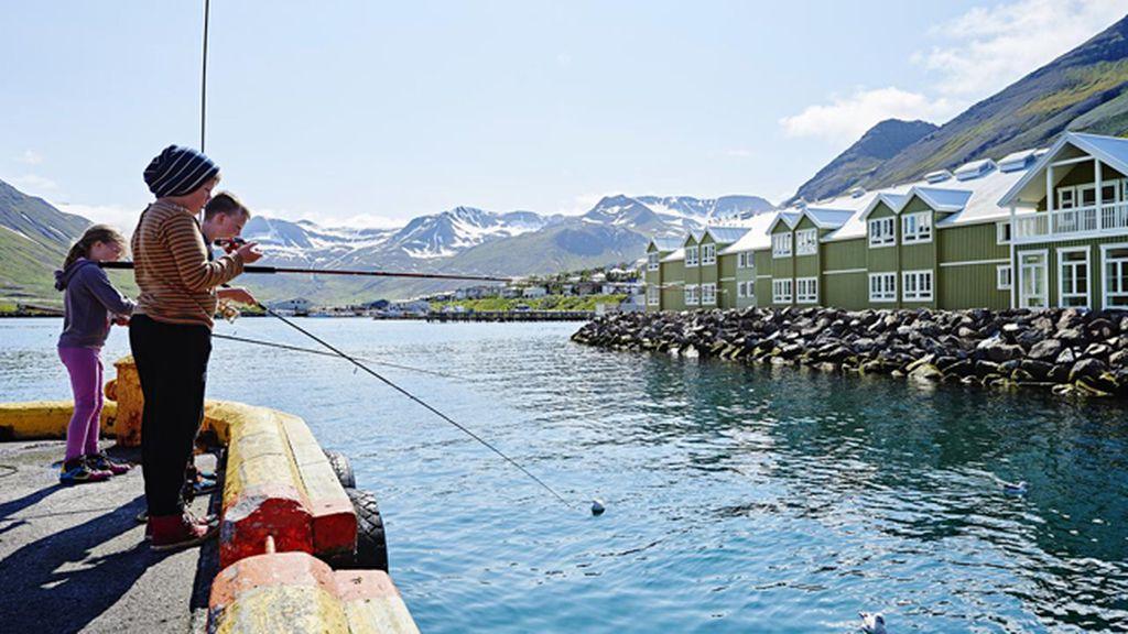 Siglufjordur, Islandia