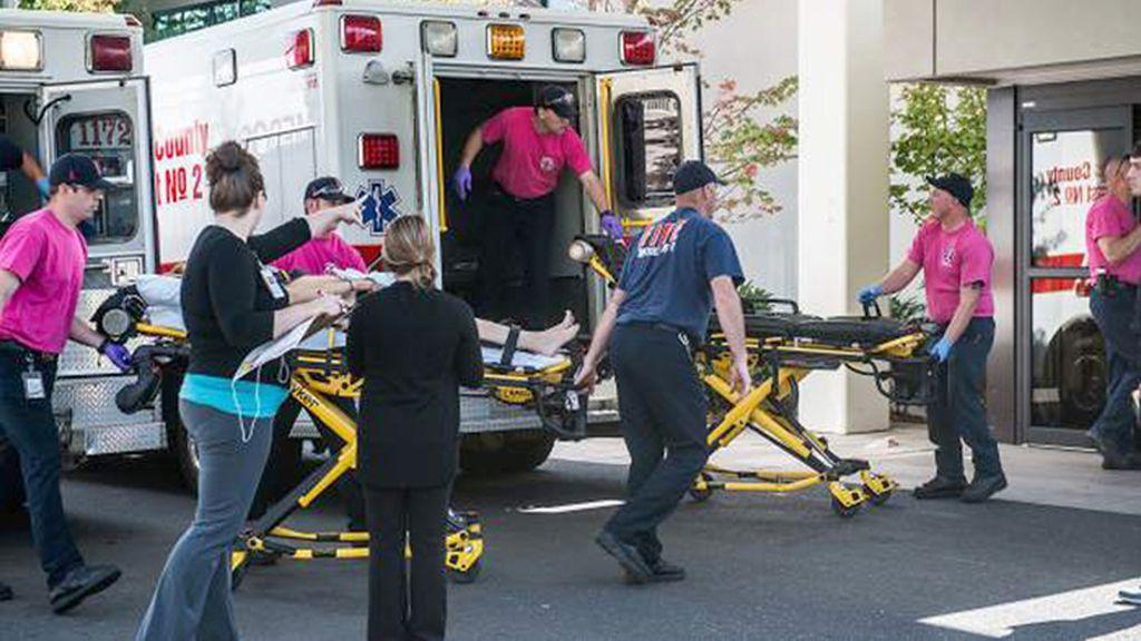 Víctimas del tiroteo del Campus de Umpqua, Oregón