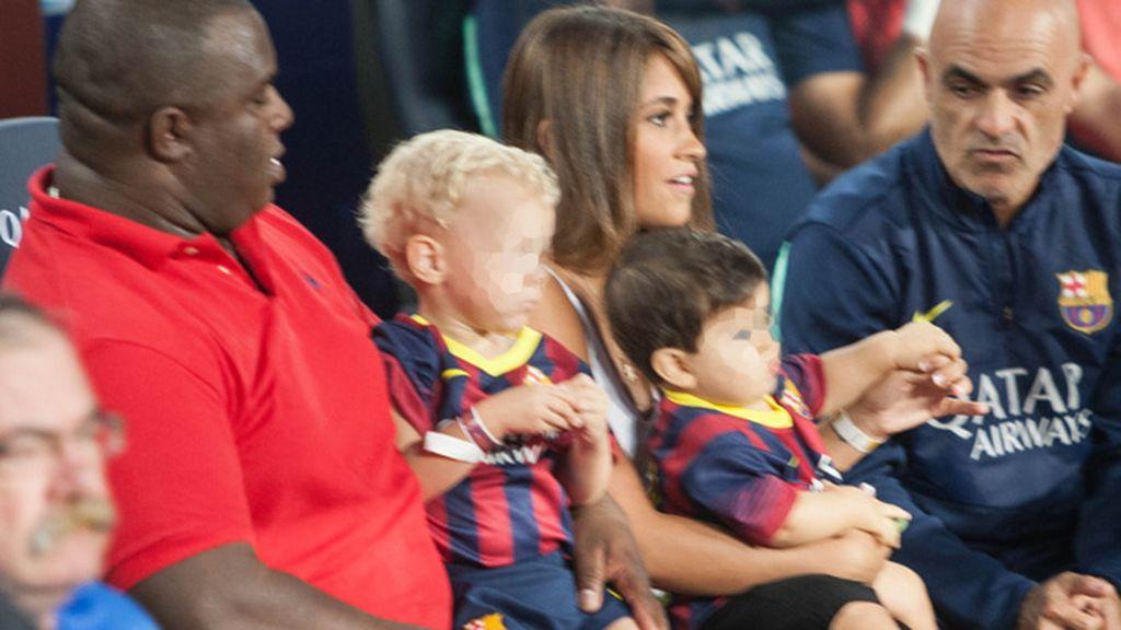 Neymar también apunta a su hijo a la 'guardería' del Barça
