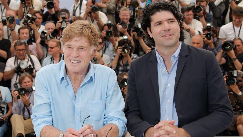 Redford, en Cannes