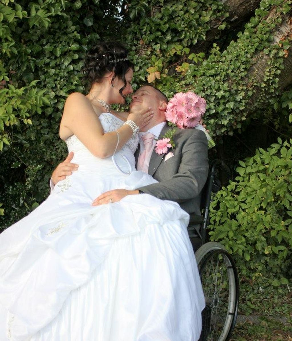 Salió del coma y solo recordaba el amor por su actual mujer