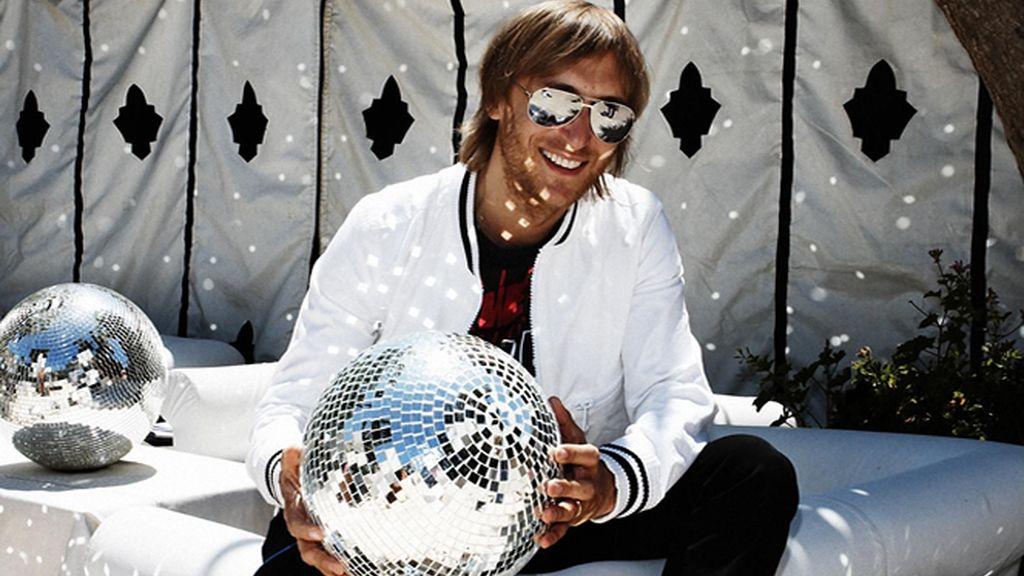 Concurso David Guetta. ¡Participa, tú y un acompañante podreís verlo en directo en El hormiguero!