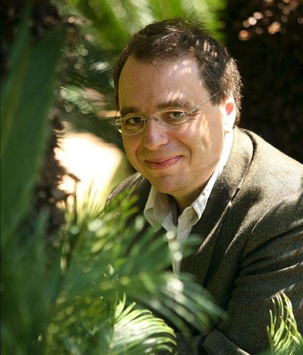 El escritor alemán David Safier. EFE/Archivo