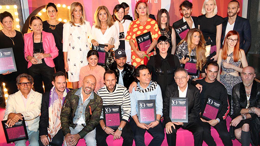 Para su 10 aniversario la revista YoDona quiso homenajear a la moda española y sus más importanets creadores