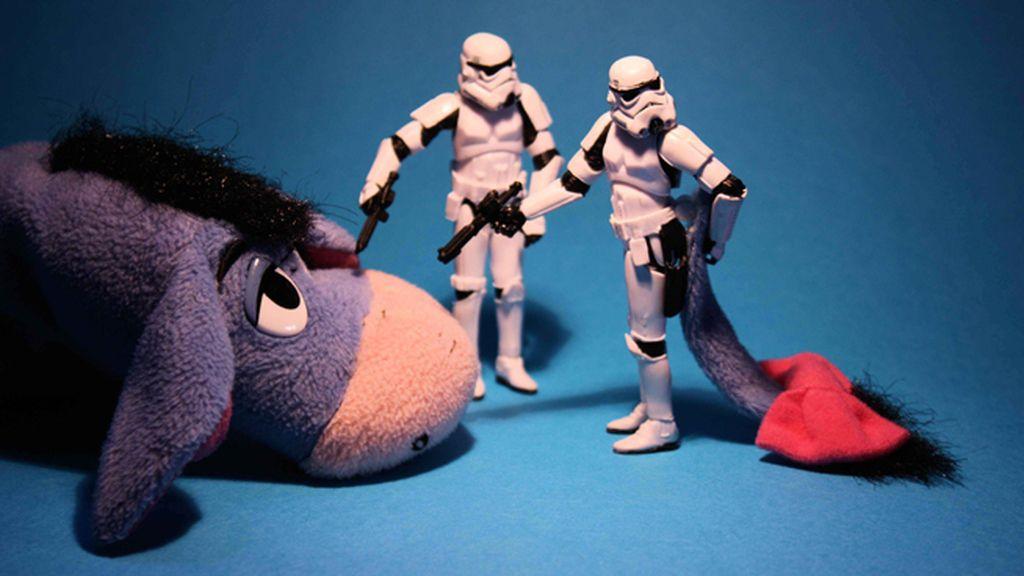 Una amistad de una galaxia muy, muy lejana...