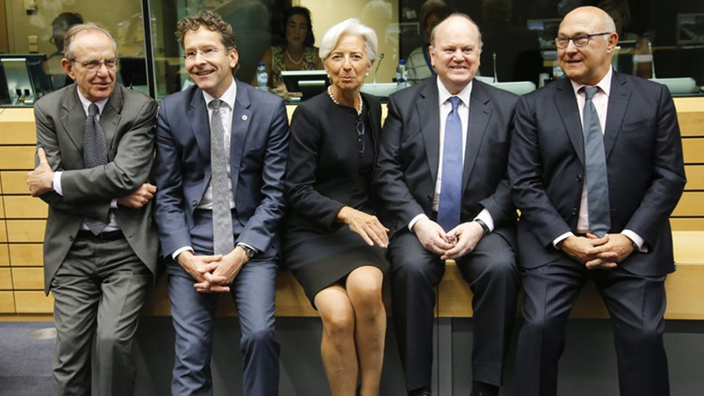 Reunión de los ministros de finanzas de la UE