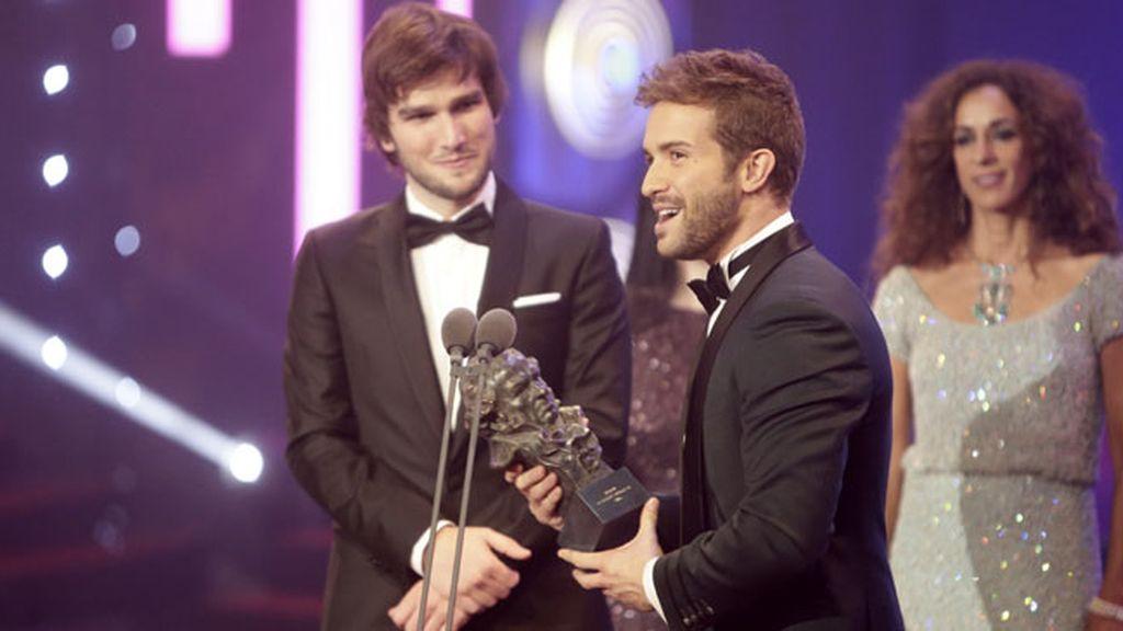 Pablo Alborán y Lucas Vidal, Mejor Canción Original