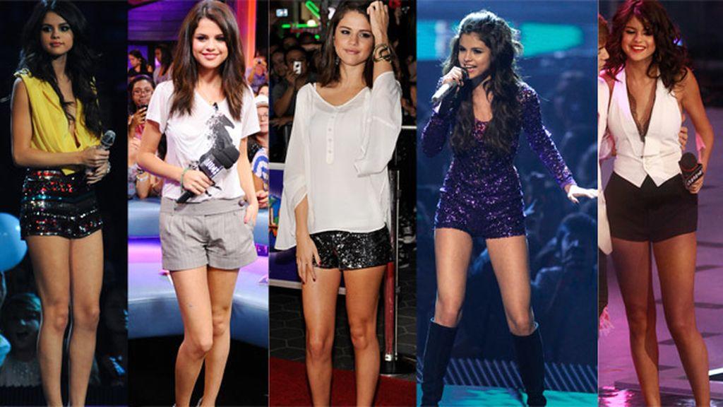 'Shorts' o pantalones cortos